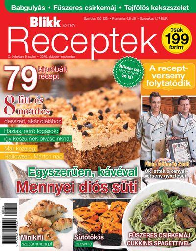 Blikk Extra Receptek
